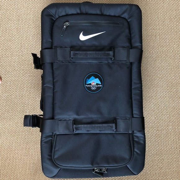 Nike Bags Olympic Travel Roller Luggage Poshmark